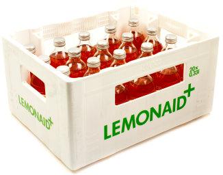 Lemonaid Blutorange Kasten 24 x 0,33 l Glas MW