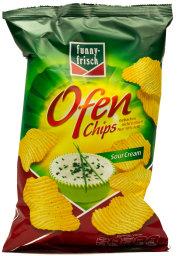 Funny-Frisch Ofen Chips Sour Cream 150 g