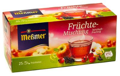 Meßmer Früchtetee 25 x 75 g Beutel