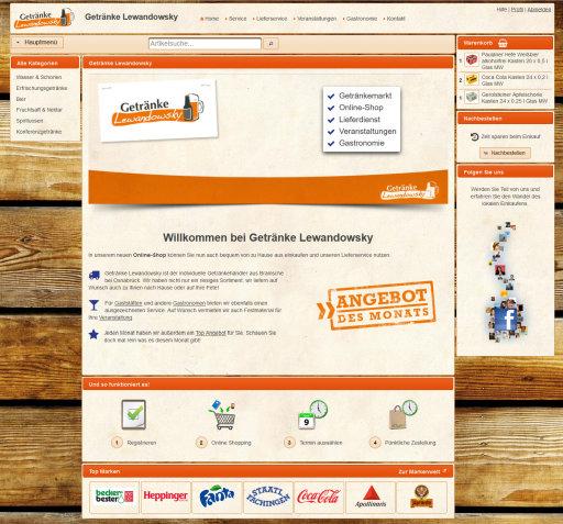 Screenshot shop