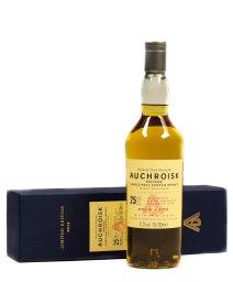 Auchroisk Speyside Single Malt Scotch Whisky Natural Cask Strength 25 years 0,7 l