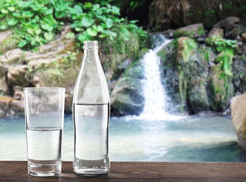 Wasser bestellen und liefern