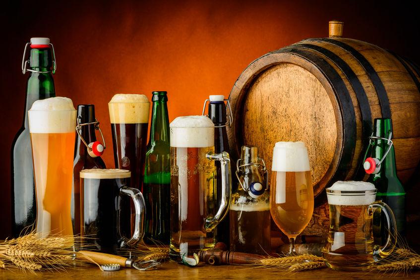 Bier bestellen und liefern lassen